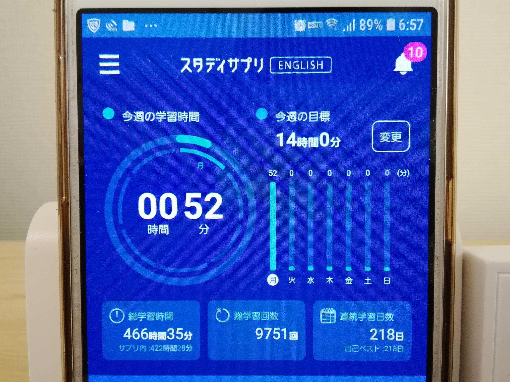 217日目スタディサプリTOEICブログ写真③