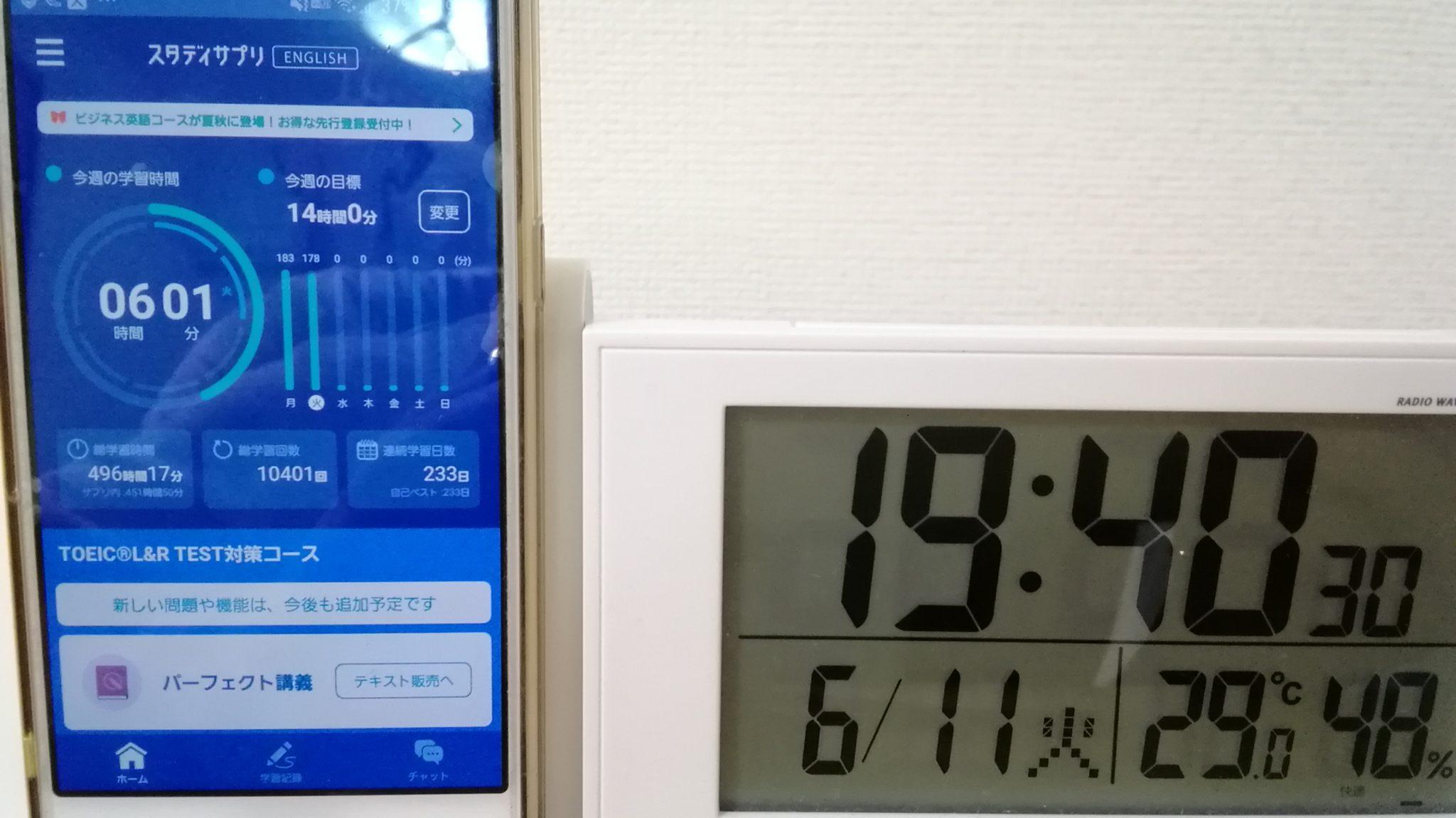 232日目スタディサプリTOEICブログ写真②