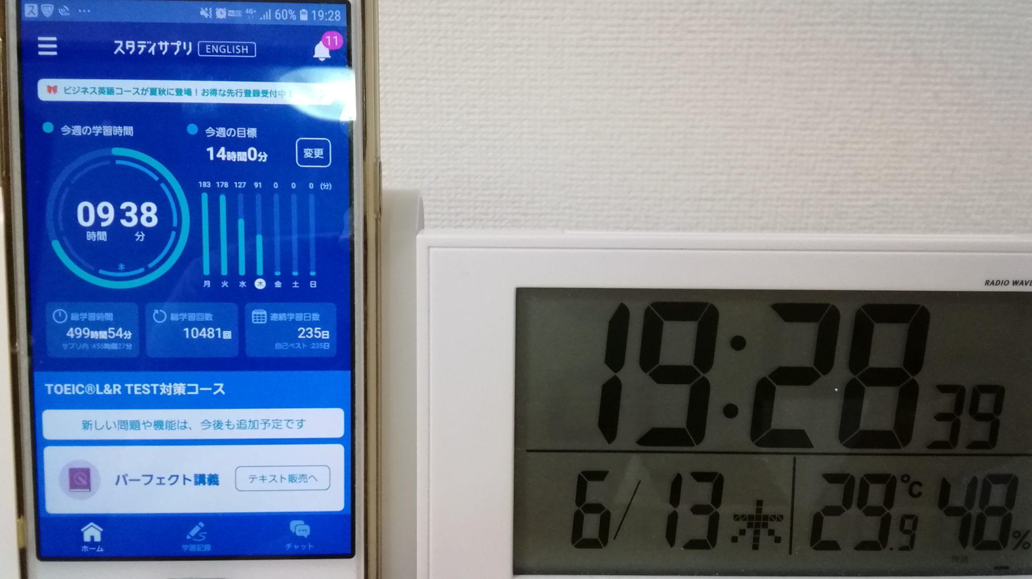 234日目スタディサプリTOEICブログ写真②