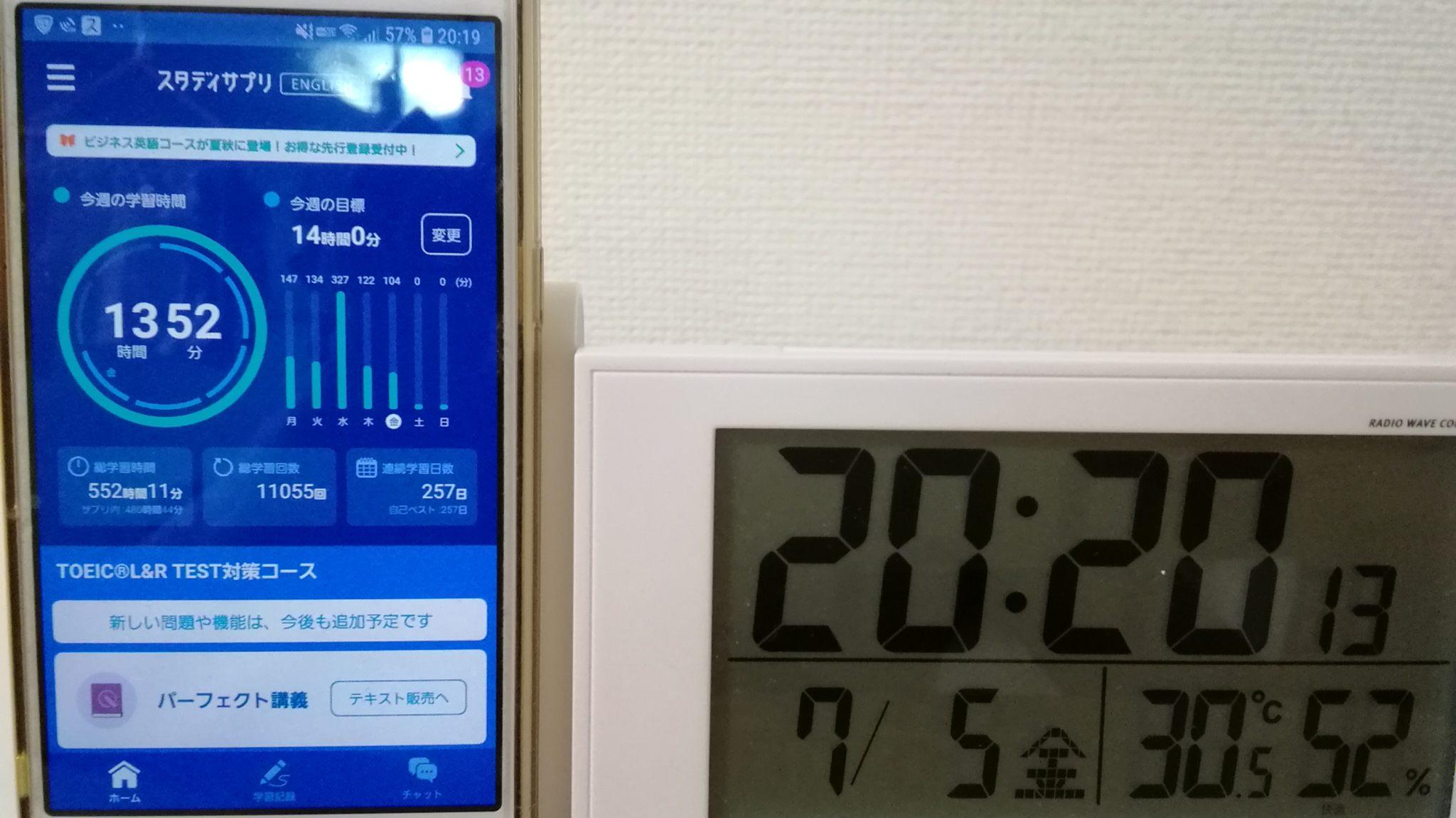 256日目スタディサプリTOEICブログ写真②