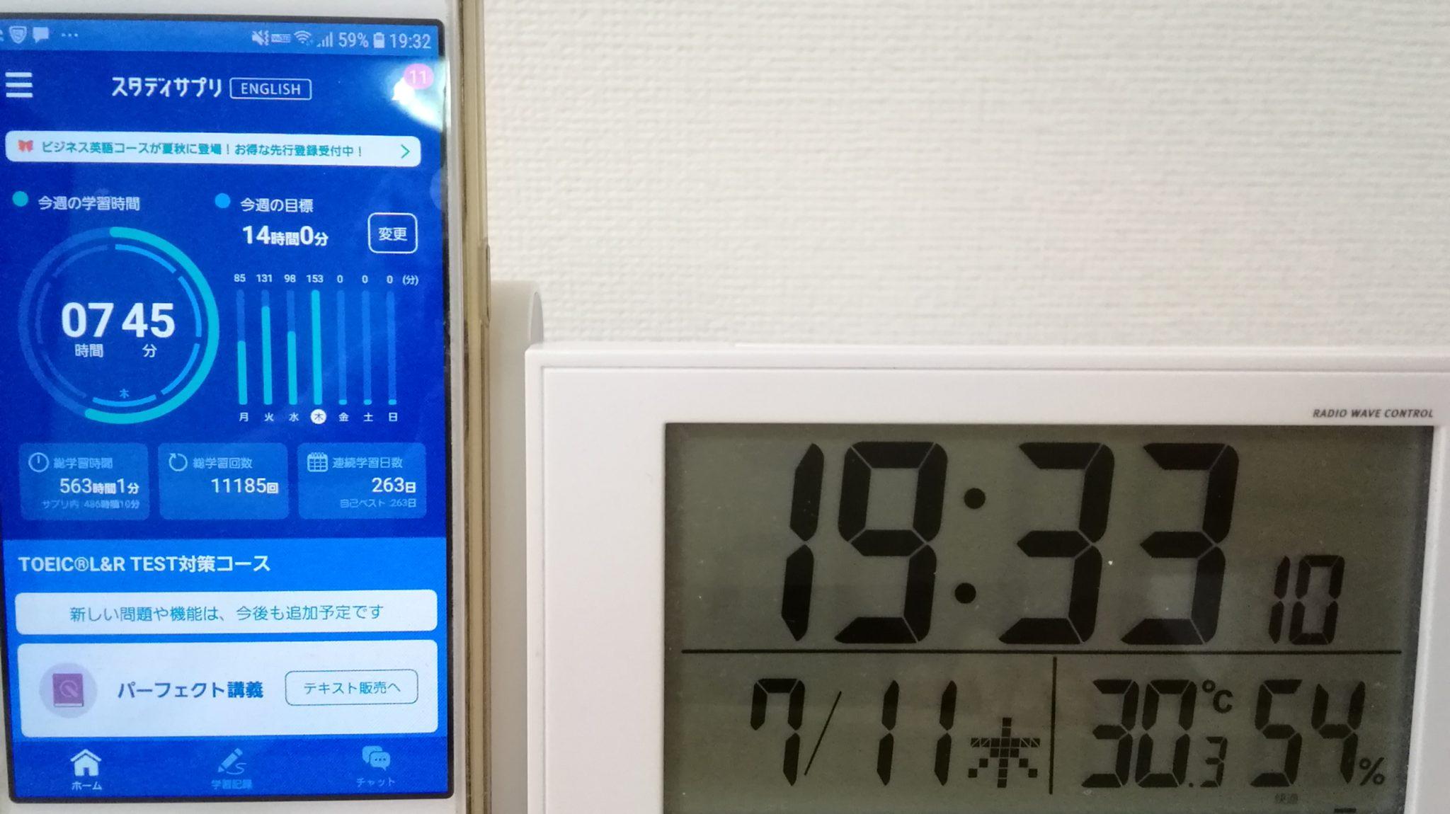 262日目スタディサプリTOEICブログ写真②