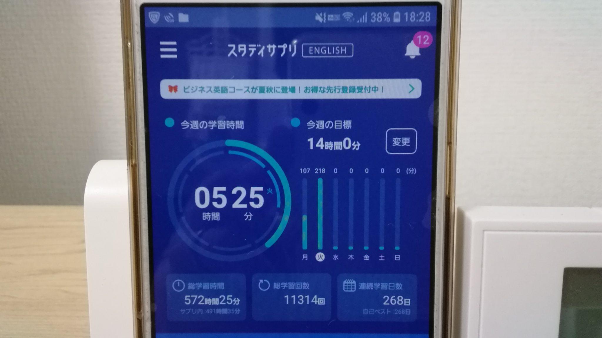 267日目スタディサプリTOEICブログ写真③