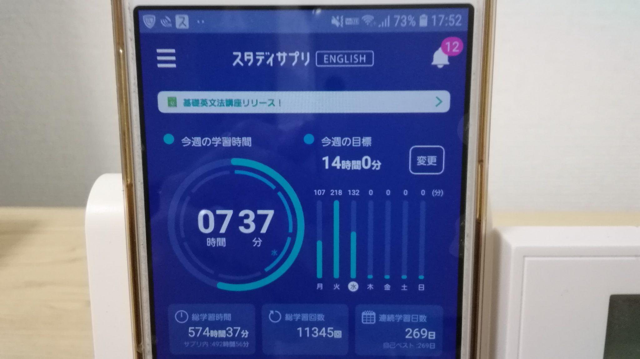 268日目スタディサプリTOEICブログ写真③