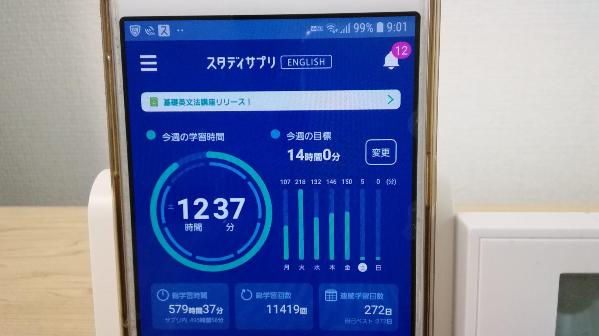 271日目スタディサプリTOEICブログ写真③