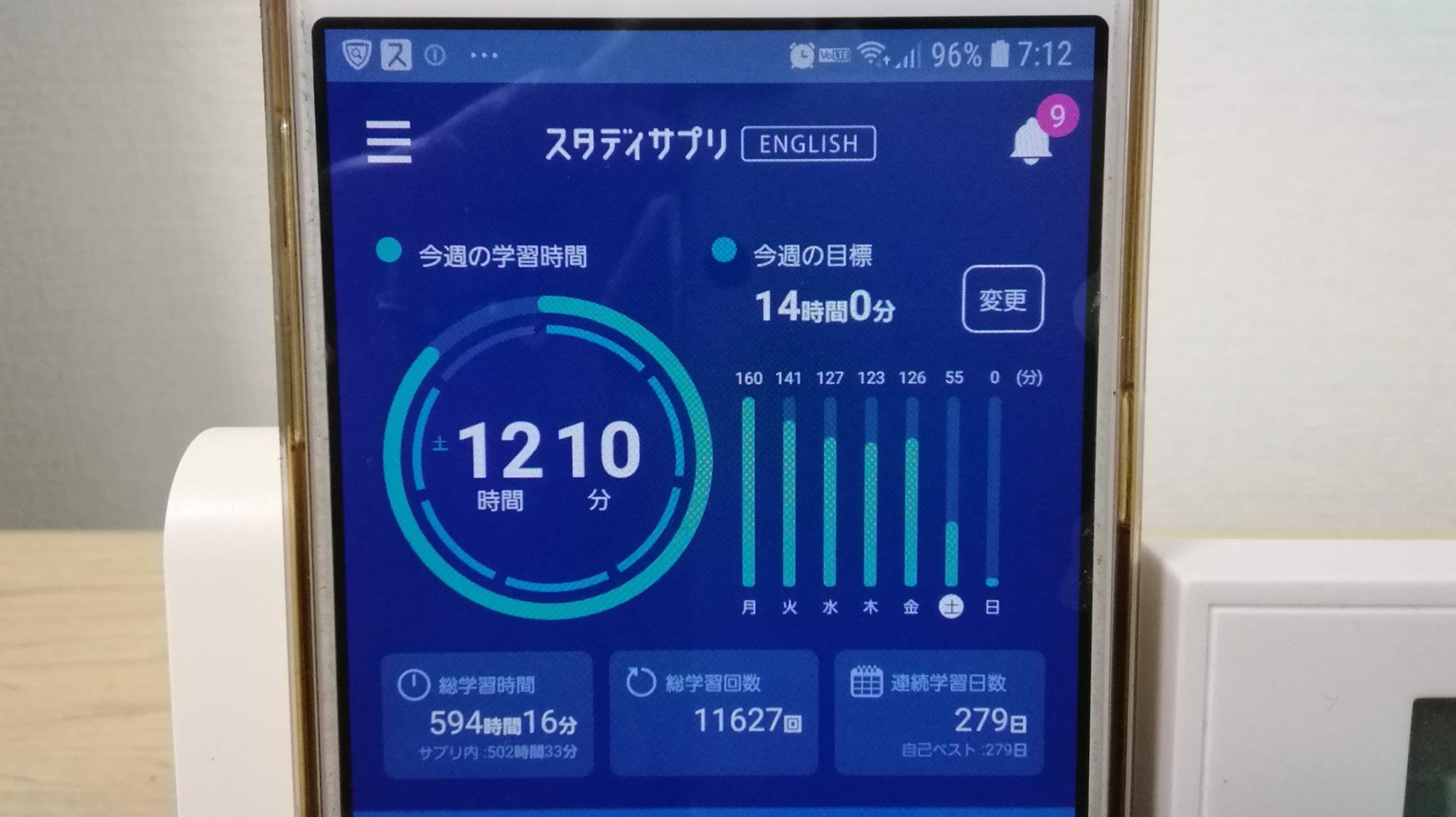 278日目スタディサプリTOEICブログ写真③