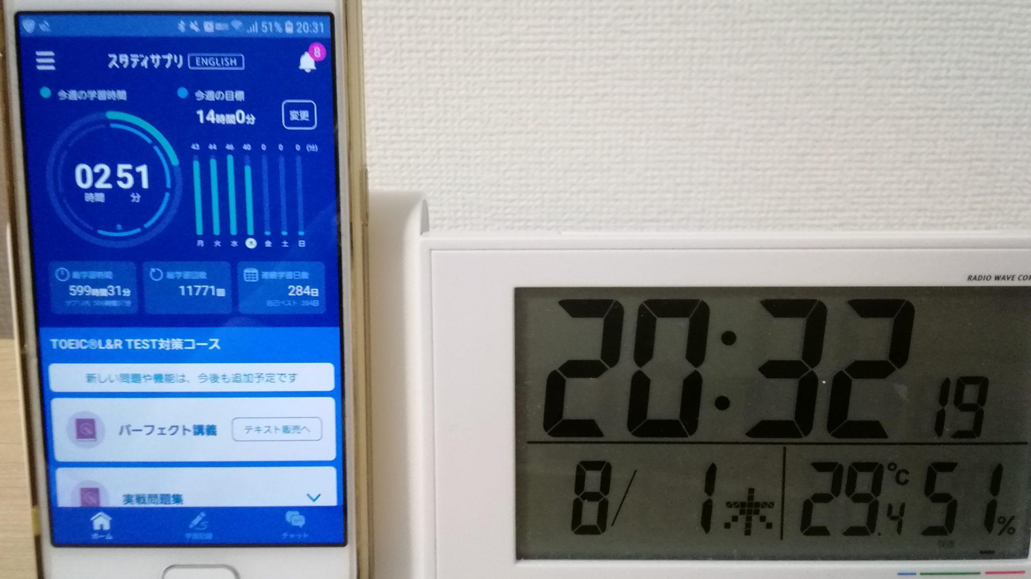 283日目スタディサプリTOEICブログ写真②