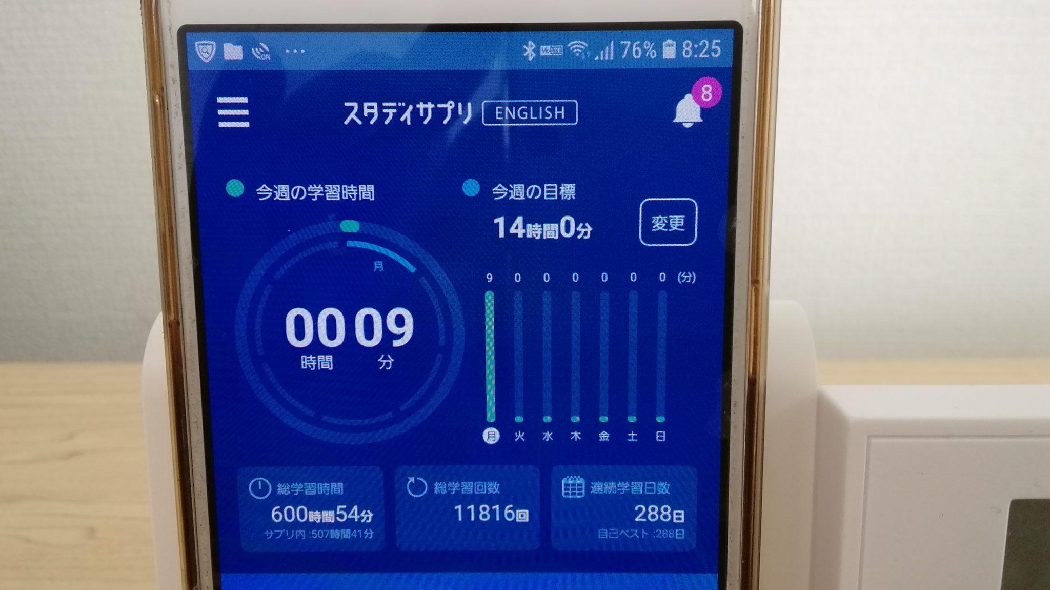 287日目スタディサプリTOEICブログ写真③