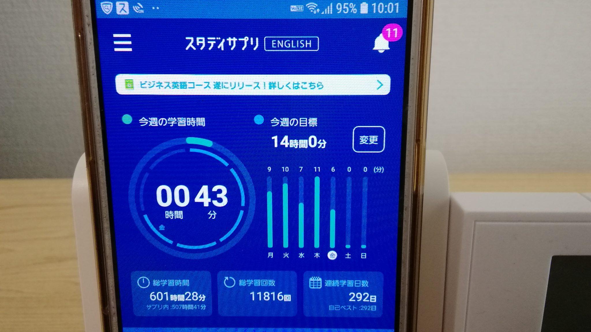 291日目スタディサプリTOEICブログ写真③