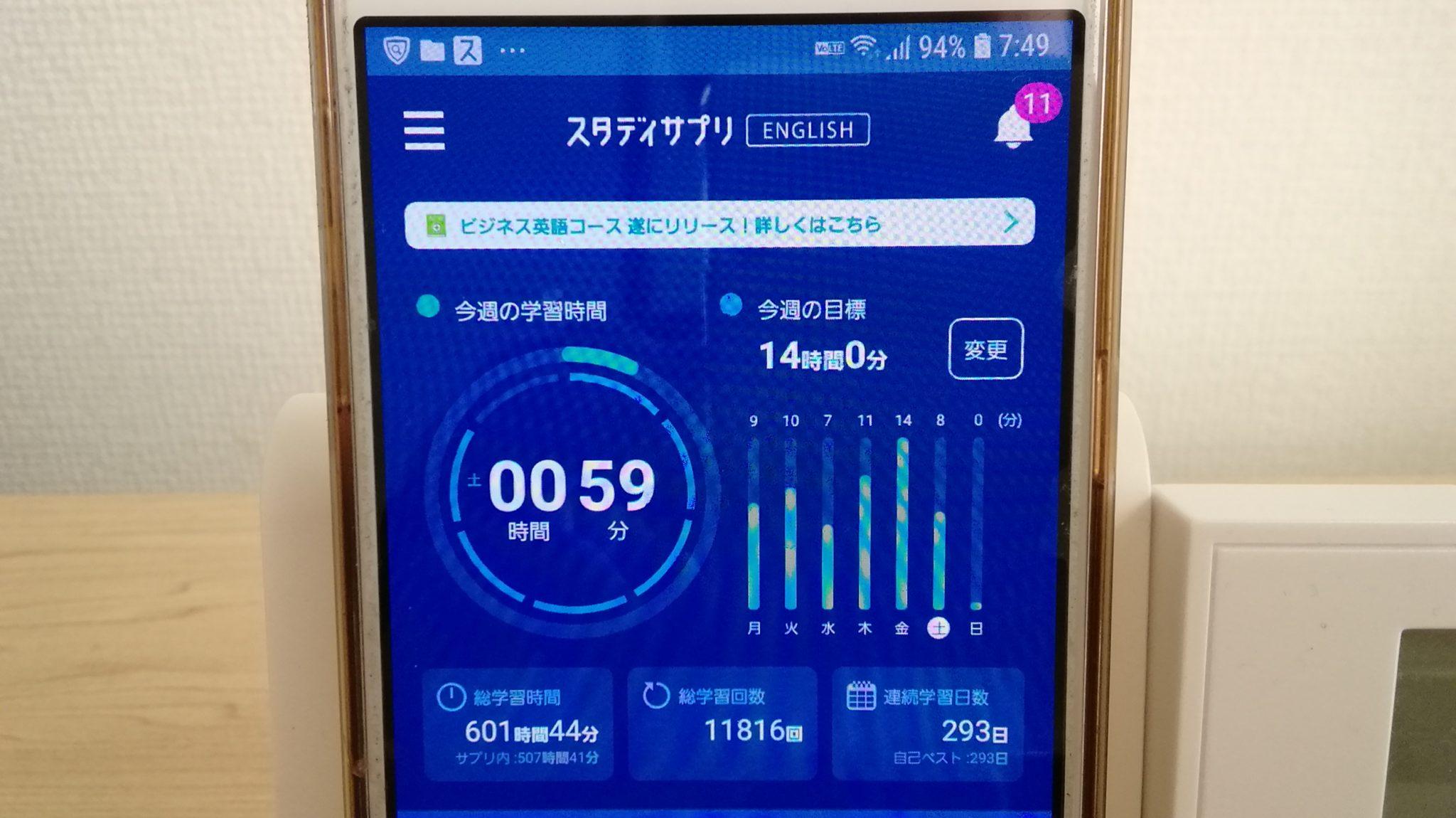 292日目スタディサプリTOEICブログ写真③