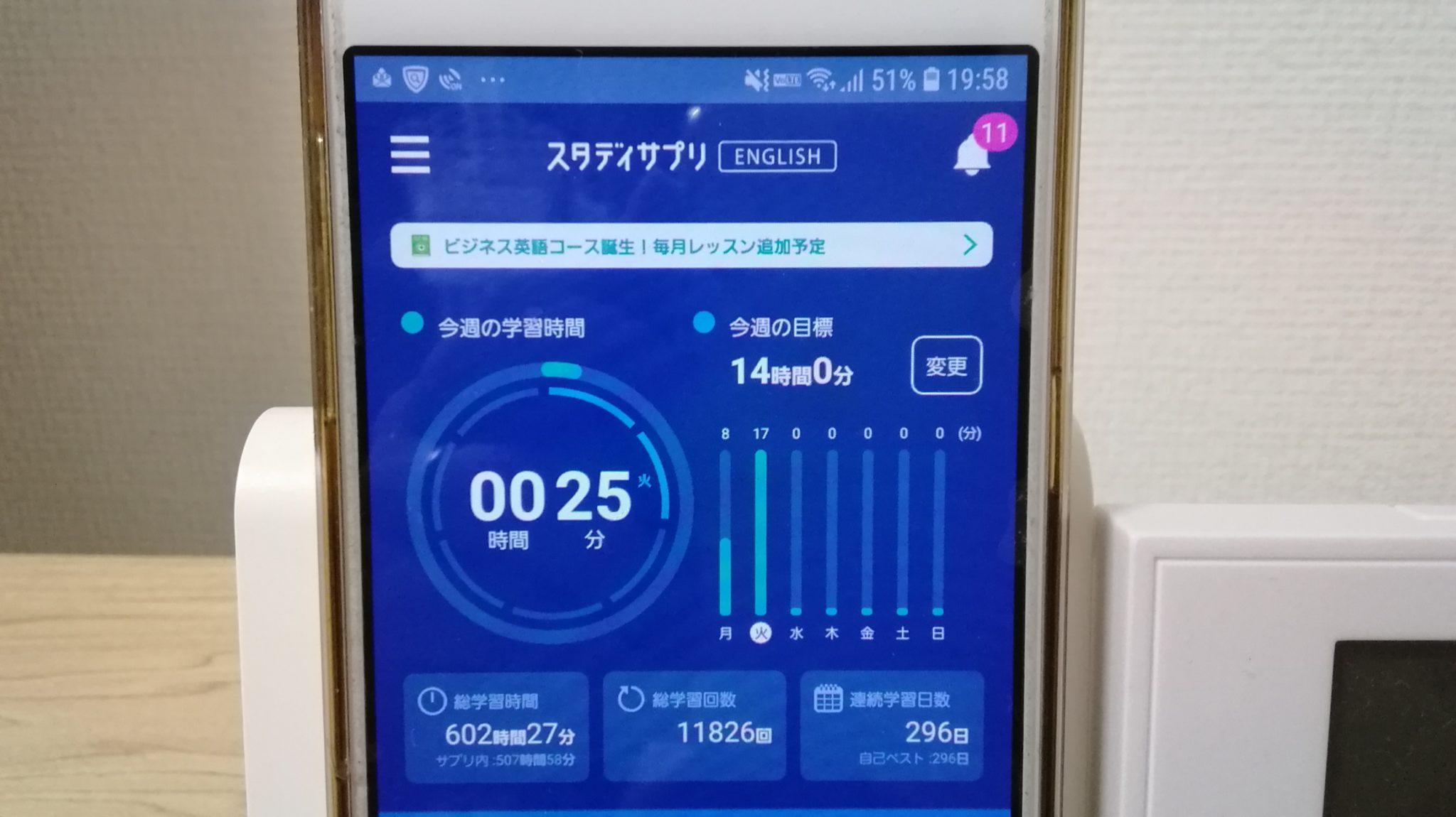 295日目スタディサプリTOEICブログ写真③