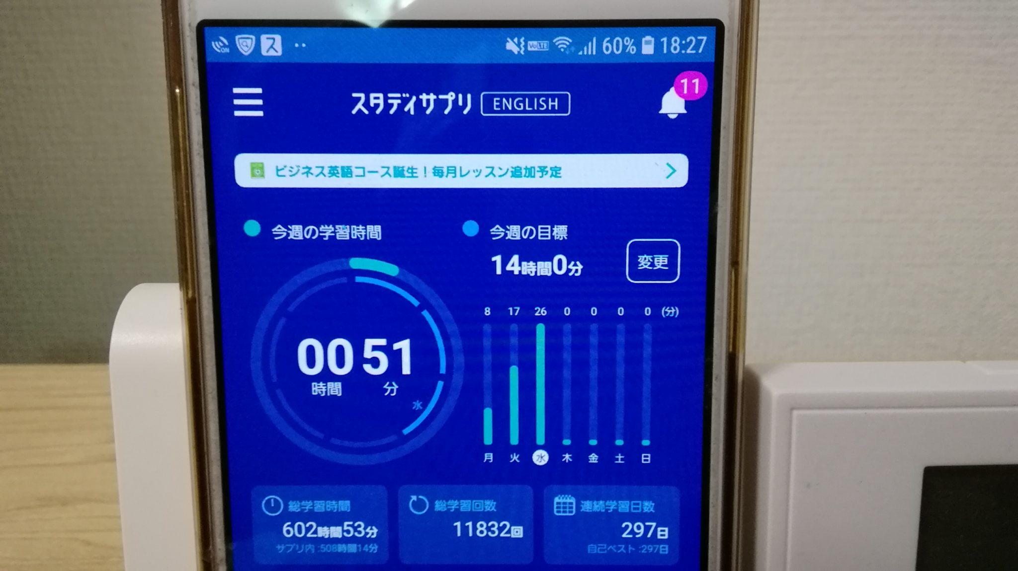 296日目スタディサプリTOEICブログ写真③
