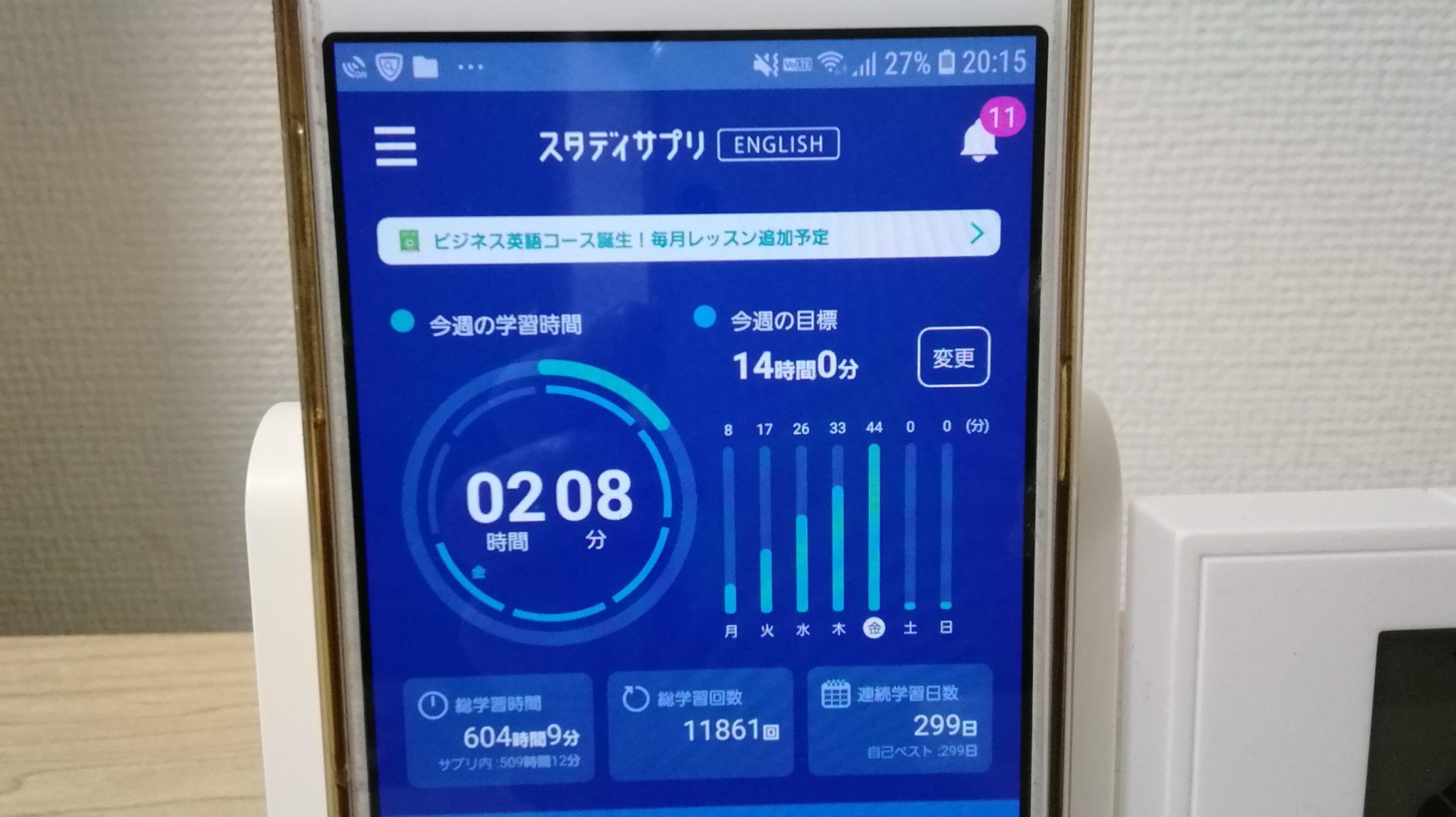 298日目スタディサプリTOEICブログ写真③