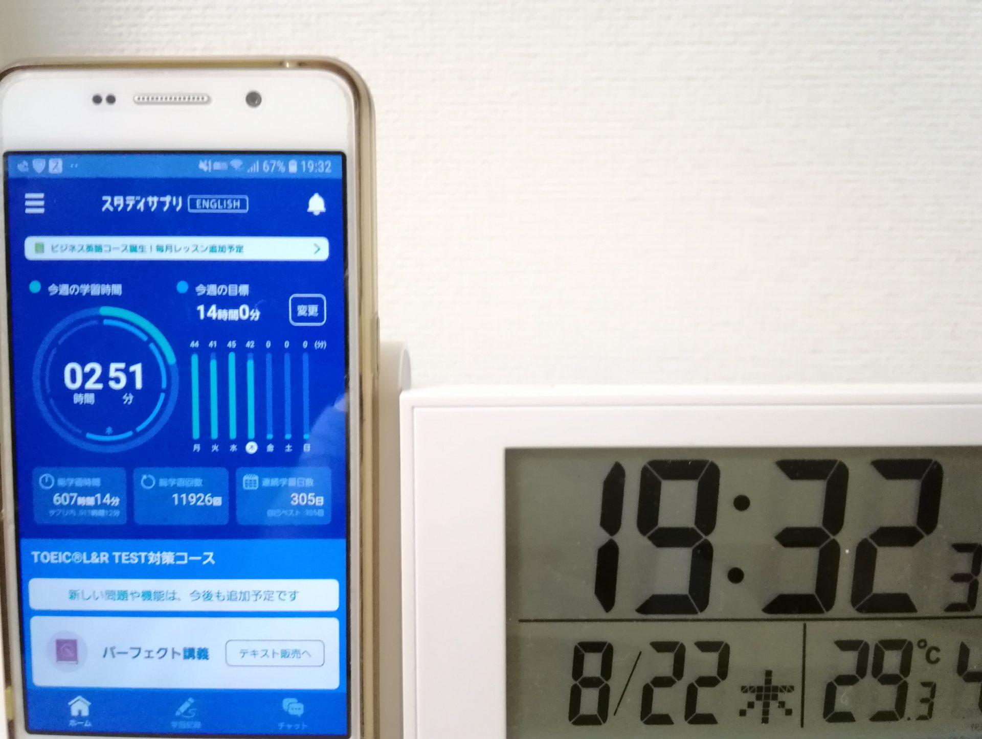 304日目スタディサプリTOEICブログ写真②