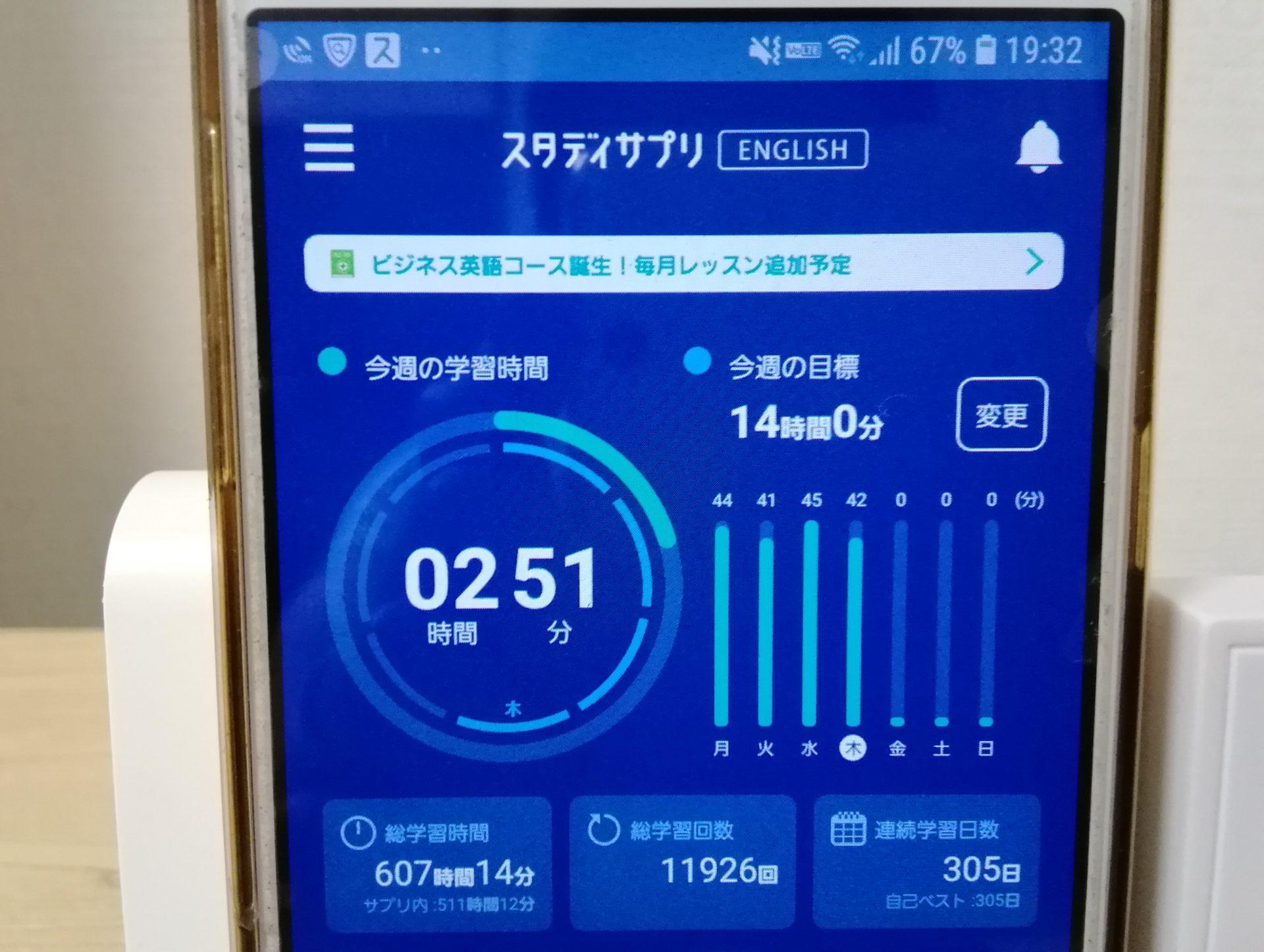 304日目スタディサプリTOEICブログ写真③