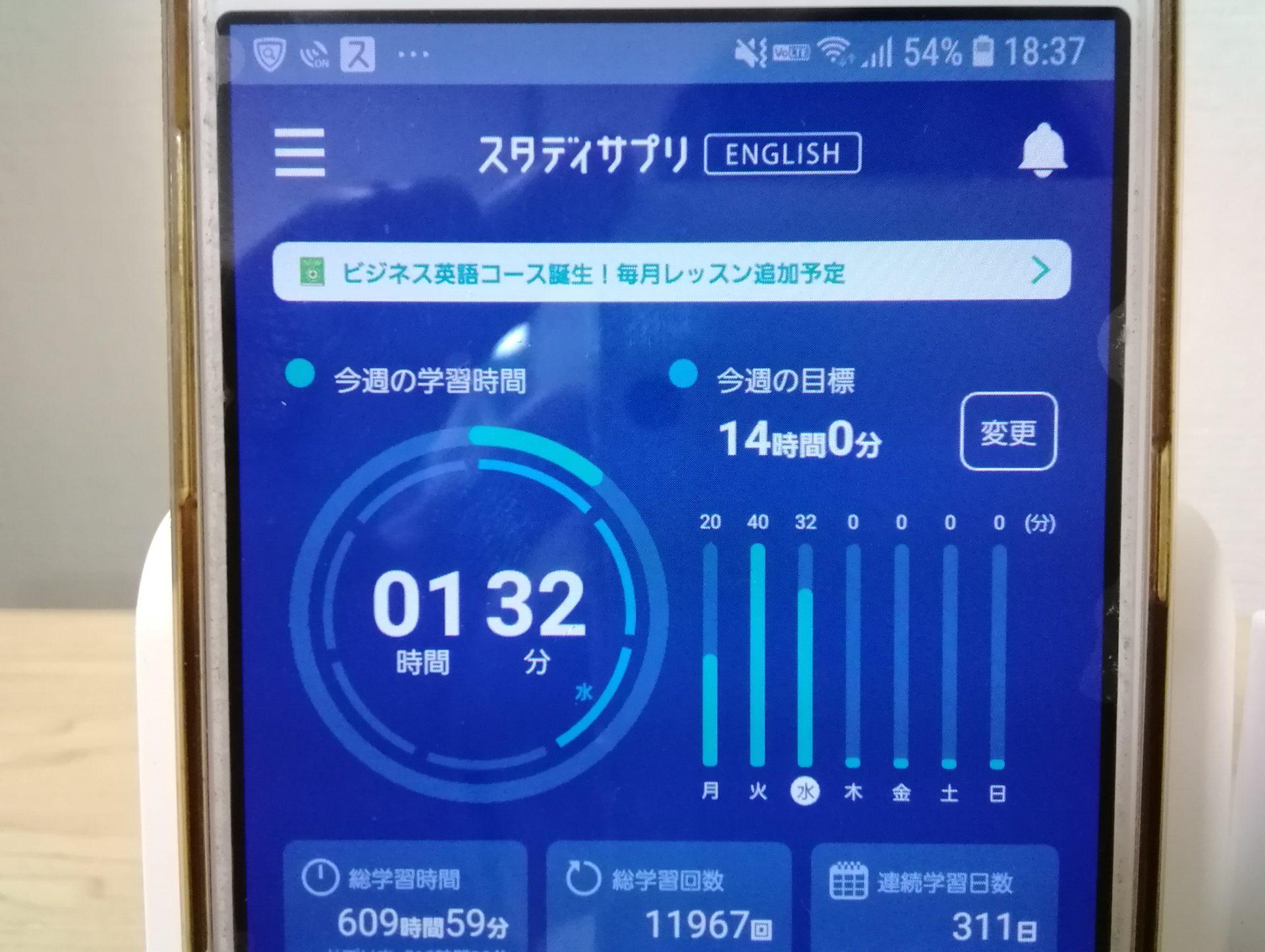 310日目スタディサプリTOEICブログ写真③