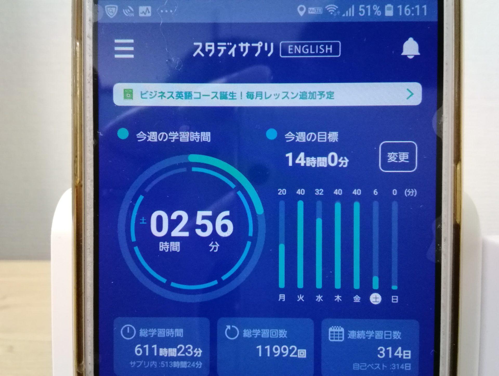 313日目スタディサプリTOEICブログ写真③
