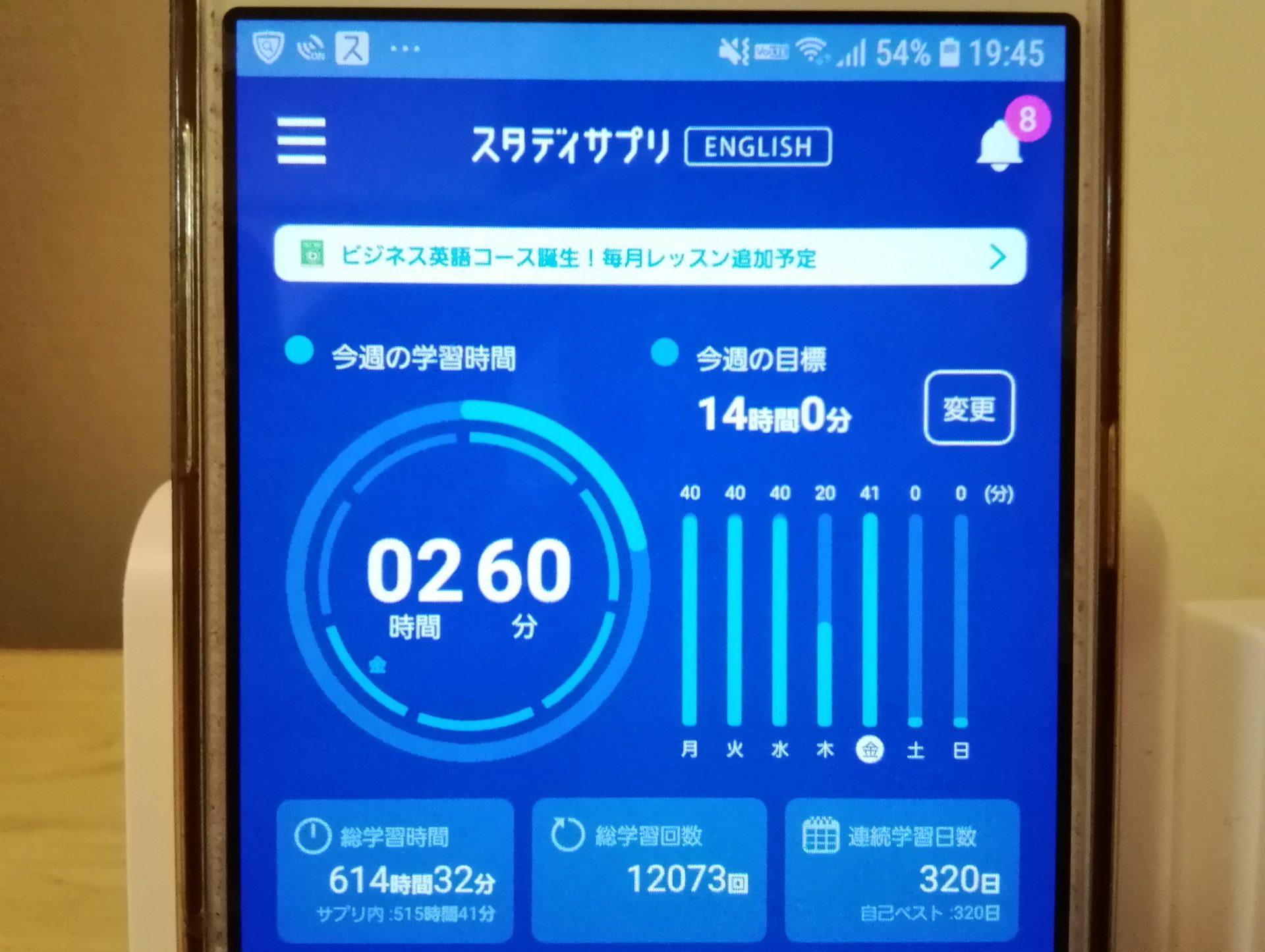 319日目スタディサプリTOEICブログ写真③