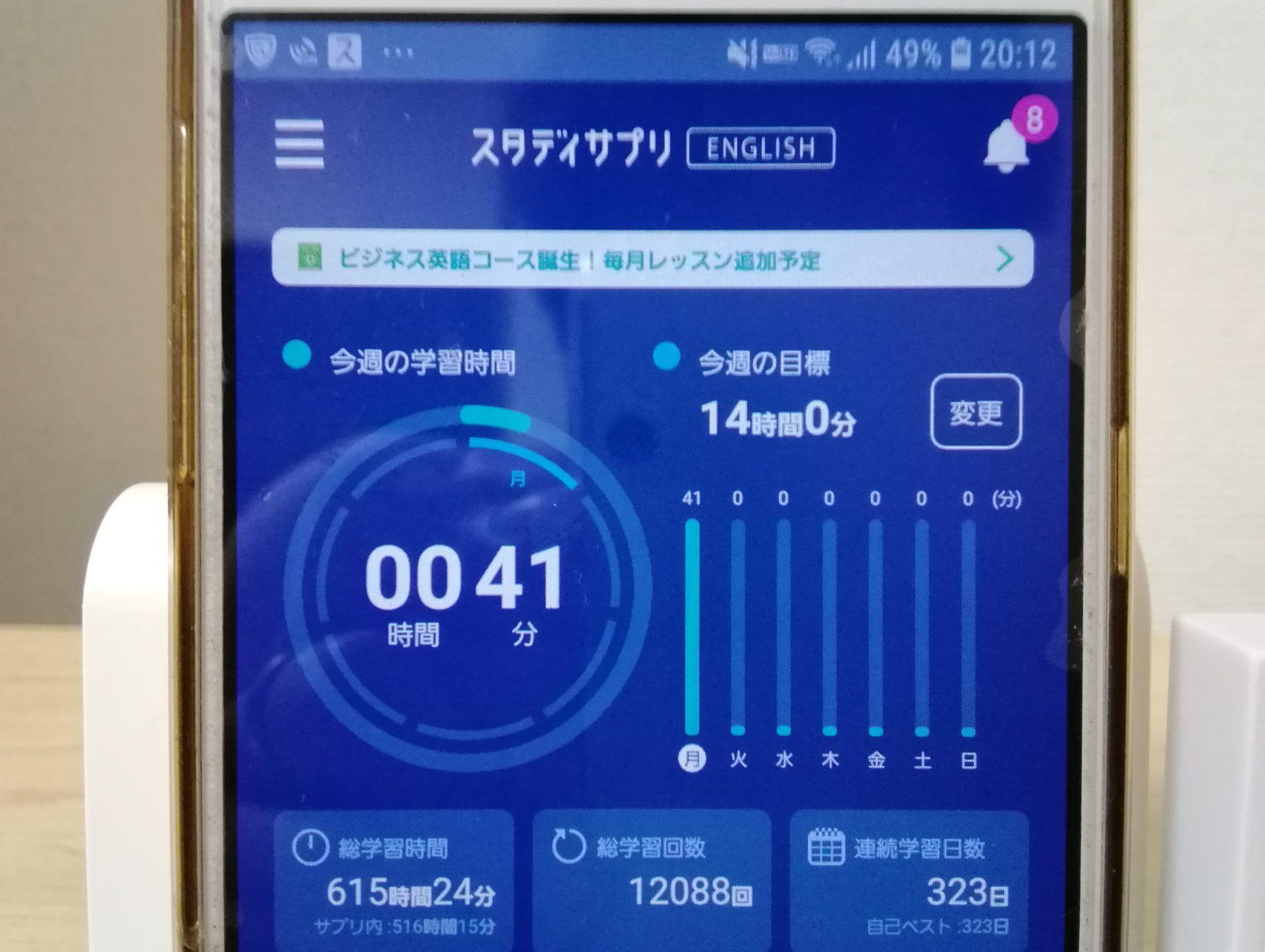 322日目スタディサプリTOEICブログ写真③