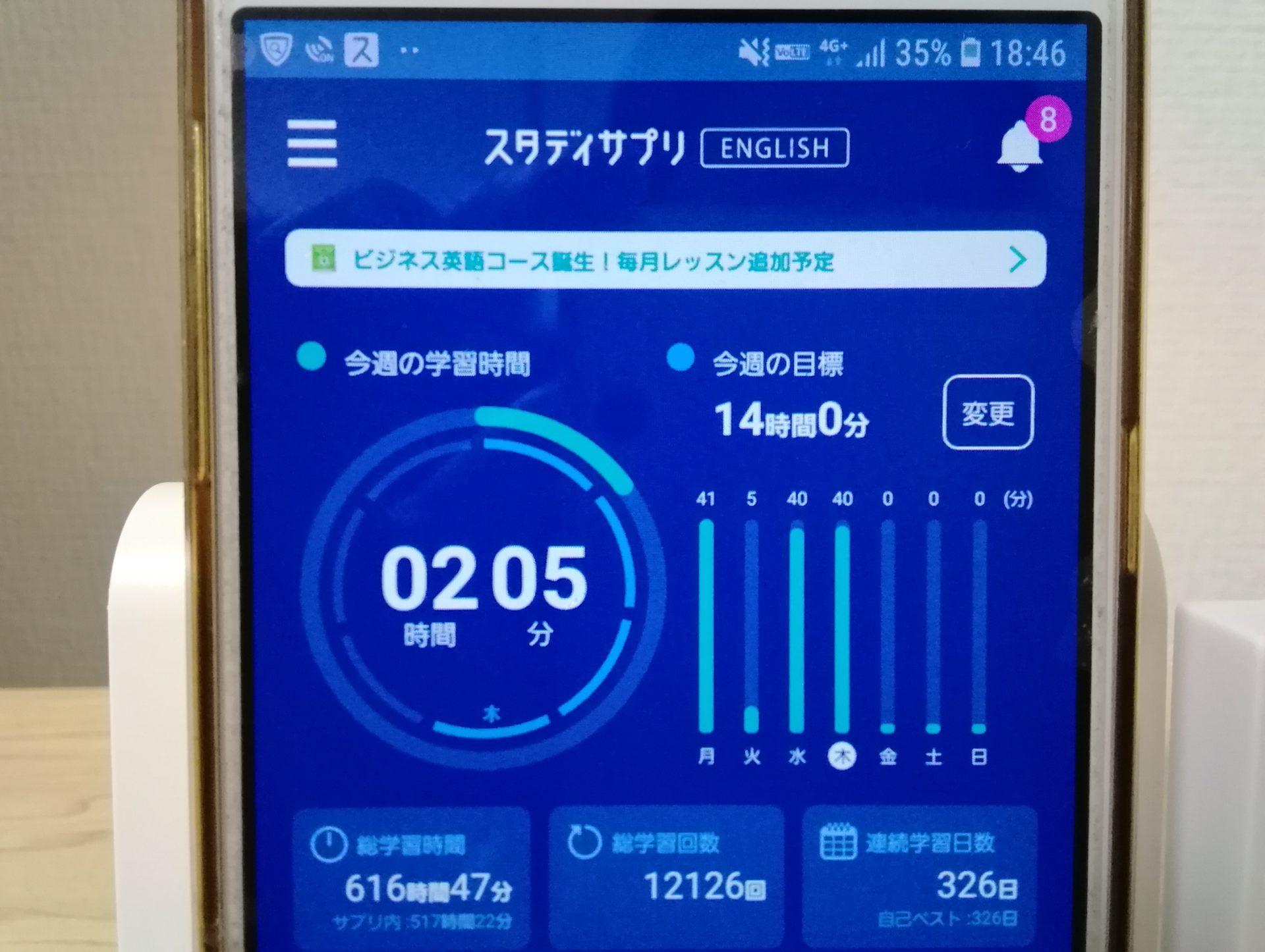 325日目スタディサプリTOEICブログ写真③