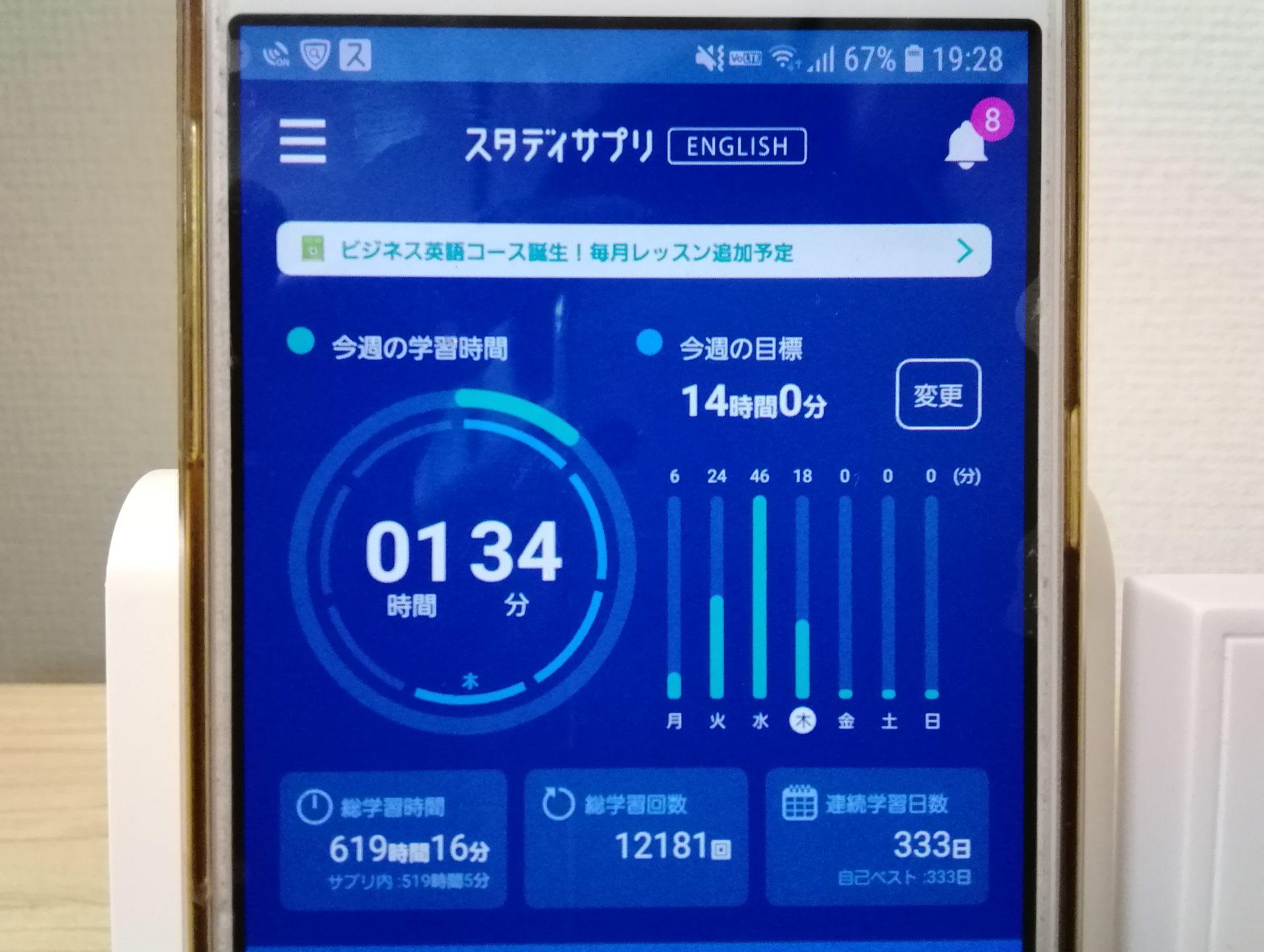 332日目スタディサプリTOEICブログ写真③