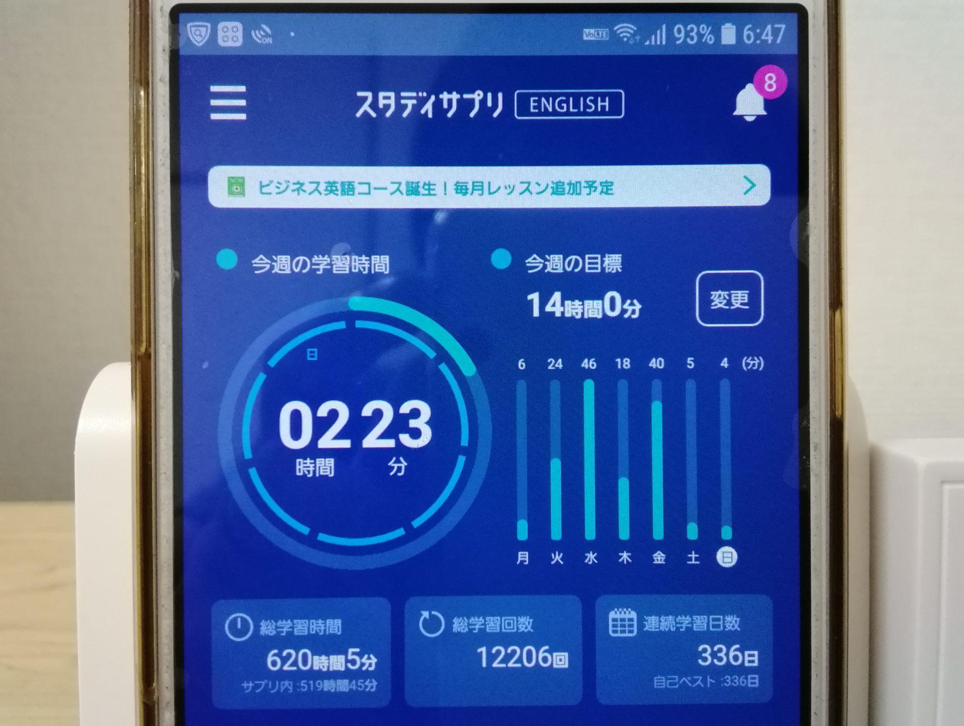 335日目スタディサプリTOEICブログ写真③