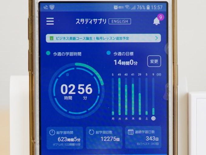 342日目スタディサプリTOEICブログ写真③