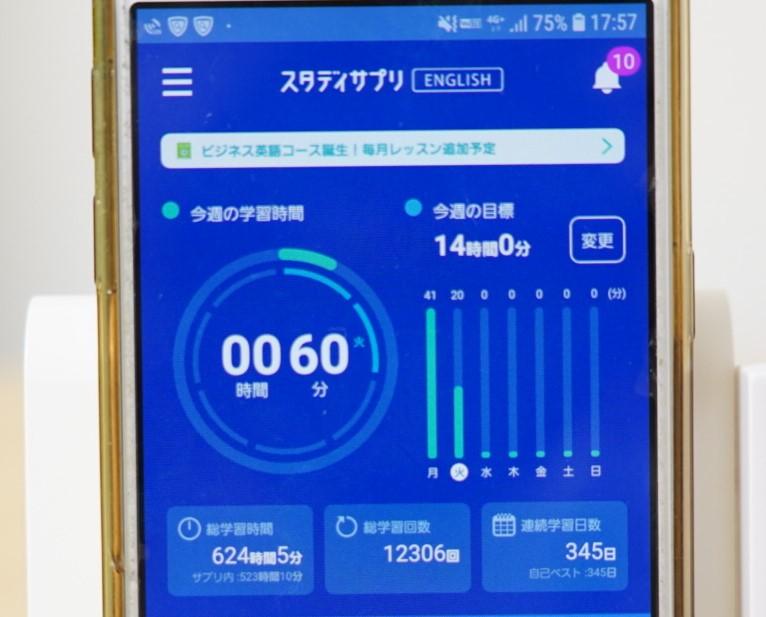 344日目スタディサプリTOEICブログ写真③